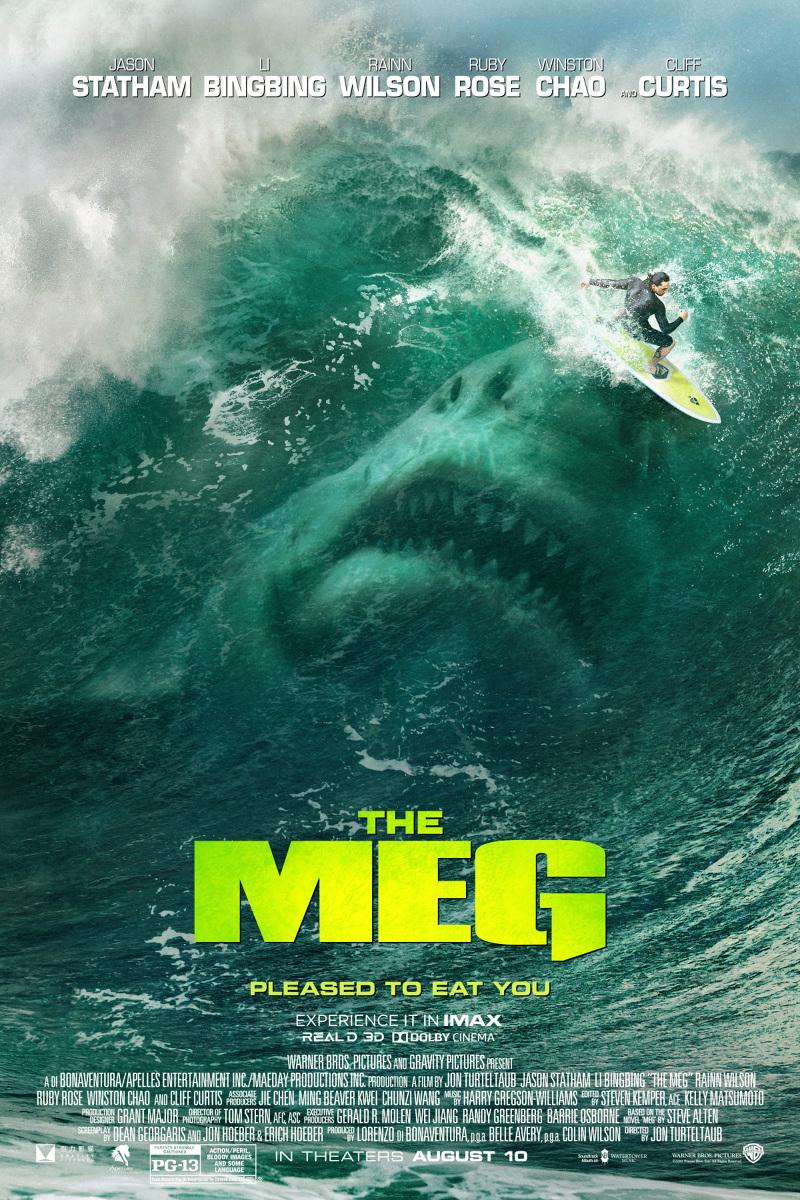 """THE MEG"" MASHUP #2) - hollanderdesignlab.com"