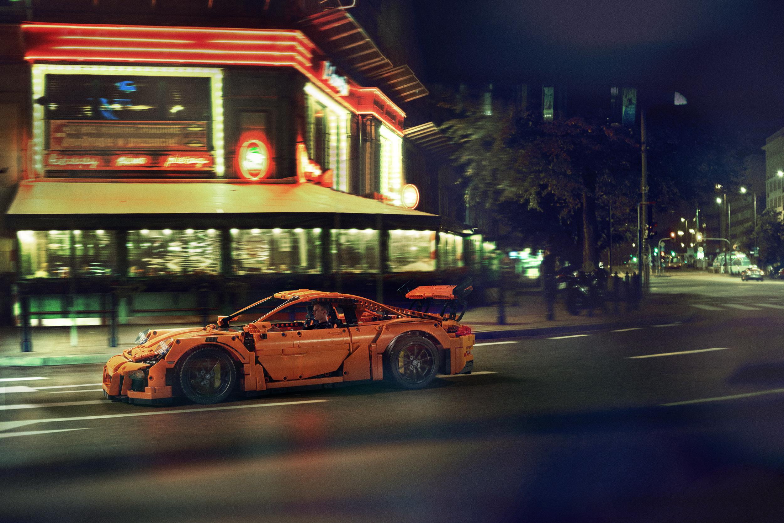 Lego Technic 911 GT3 RS