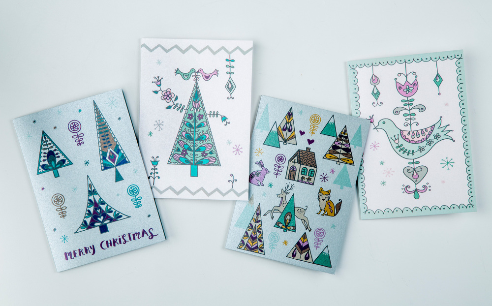 Christmas cards - Holiday - Luciana Sydow